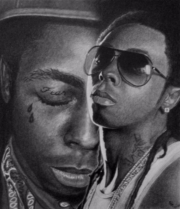 Lil Wayne by Pencil2Paper